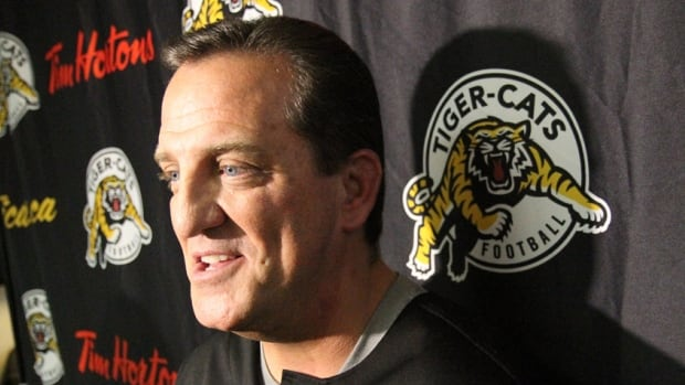 Kent Austin was hired as coach and GM of the Ticats in December of 2012.