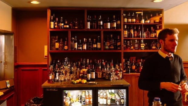 Try sampling one of 150 whiskeys at Prairie 360's new whiskey bar this weekend.