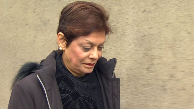 Rashida Samji has been fined $33 million by a B.C. Securities Commission panel.