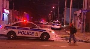 Shots fired shooting Vanier Montreal Road Durocher Street