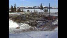 Davis Inlet tragedy