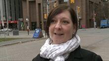 Julie Fortier Vanier commuter