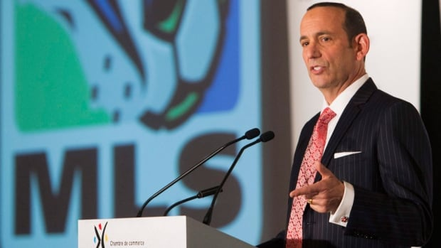 MLS Commissioner Don Garber announced Tuesday the league's next expansion franchise will be in Orlando.