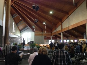 Immaculate Heart of Mary congregation