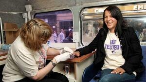 Hepatitis testing
