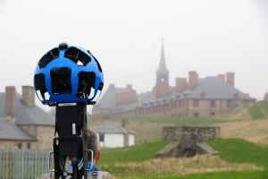 Google-Trekker-Louisbourg
