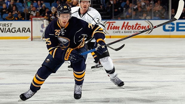 Before his demotion, Mikhail Grigorenko missed two straight games and five of seven as a healthy scratch.