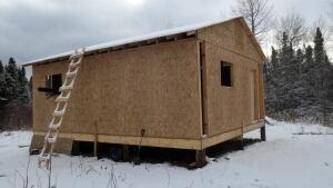 Saugeen First Nation cabin