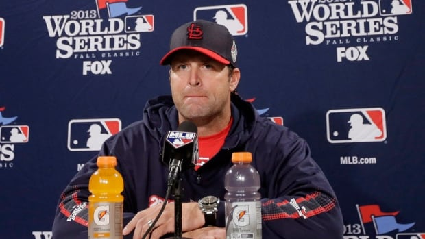 St. Louis manager Mike Matheny guided the Cardinals to the World Series this season.