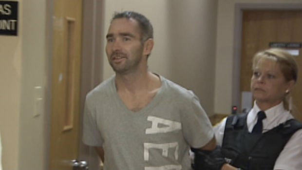Gregory Turner, 35, is accused of sexually assaulting and threatening to kill the same woman on Nov. 2 in St. John's.
