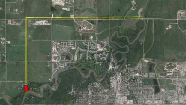 Highwood basin project