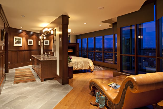 $10M condo penthouse up for sale in Calgary - Calgary ...