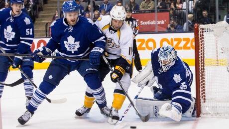 NHL Predators Leafs 20131121