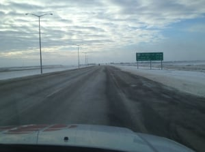 S.E. ring road opens