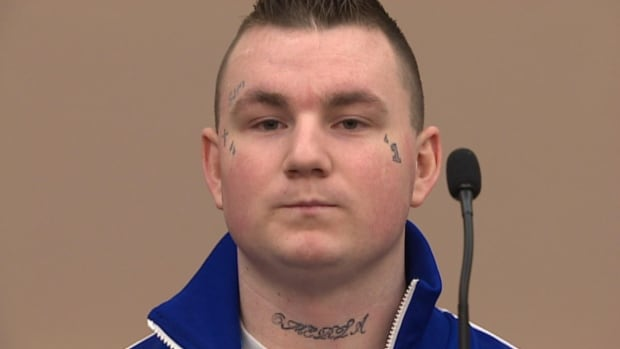Justin Wiseman, 22, was sentenced on Friday to a five-year prison sentence.
