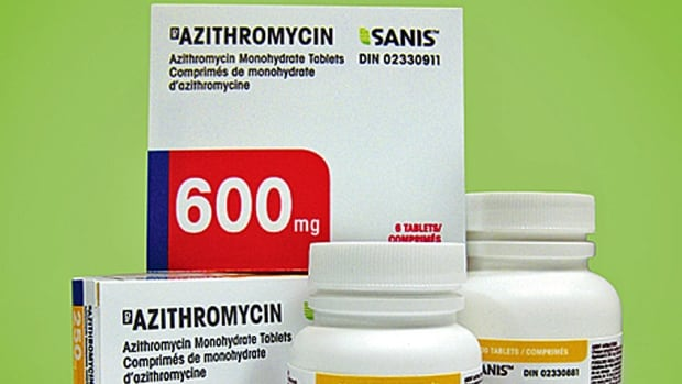 Shoppers Drug Mart sells generic drugs such as the antibiotic azithromycin through its in-house label Sanis in every province but Ontario, which has barred pharmacies from having their private-label drugs included in the provincial drug plan. The Supreme Court of Canada on Friday backed that ban.