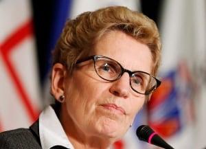 Kathleen Wynne Ontario Premier