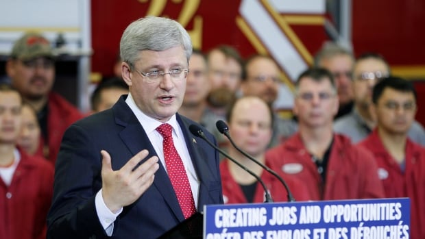 Prime Minister Stephen Harper said development delays in the mineral-rich northern Ontario are the province's responsibility.