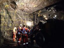 Vale T-3 mine shaft