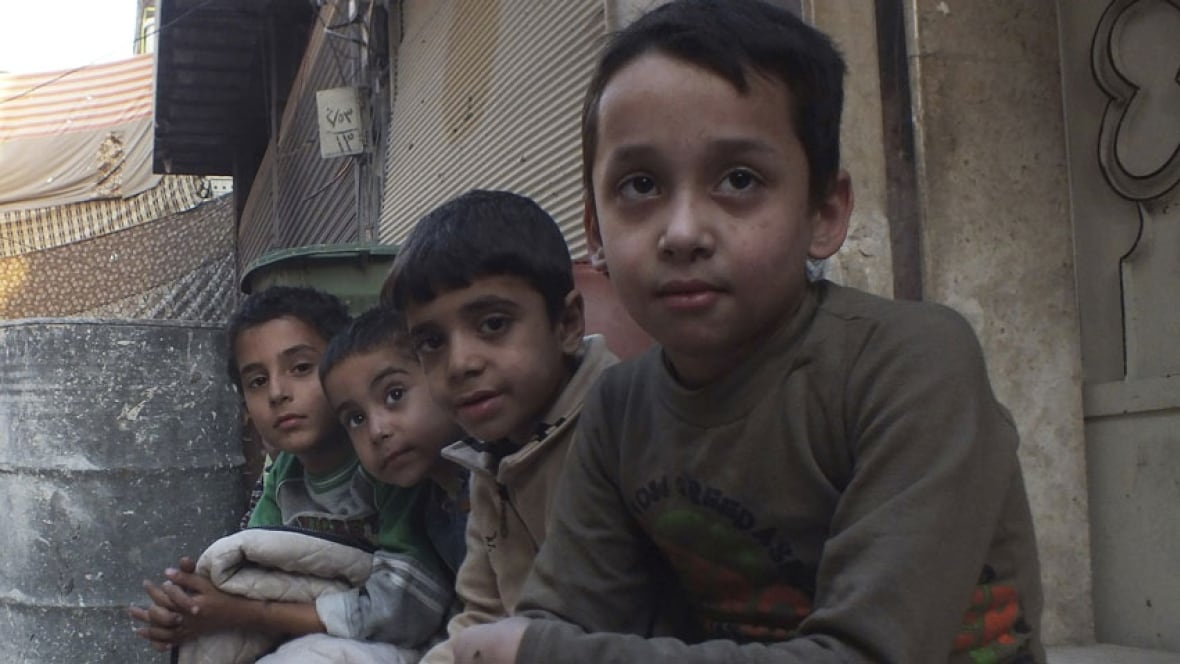 Syrian children tortured, targeted by snipers, report says ...