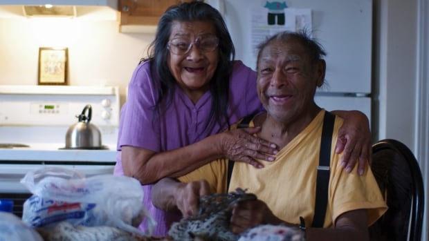 Clara and Tenna Boyce live in Eabametoong First Nation. They want to stay in the community, but Tenna may soon need more home care than the local Home and Community Care program can provide.