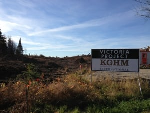 Victoria Mine