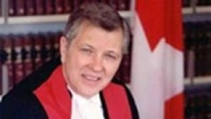 Chief Justice David Smith