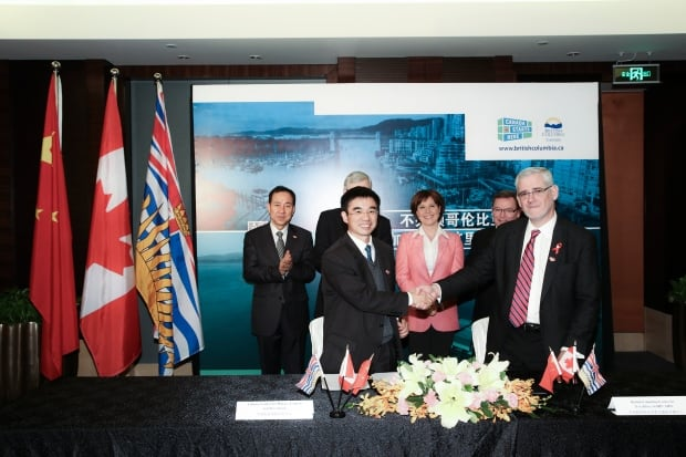 China joins forces with British Columbia to conquer HIV/AIDS