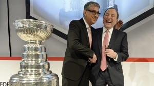 NHL, Rogers ink deal