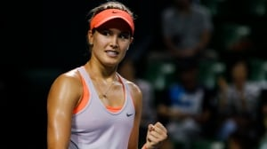 Montreal's Eugenie Bouchard has been named Tennis Canada's female player of the year.  The 19-year-old climbed over 100 spots on the WTA rankings this season.