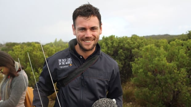 Greg Snell, from Oshawa, Ont., is taking care of an island in south Australia for six months. He won the job through a Tourism Australia campaign.
