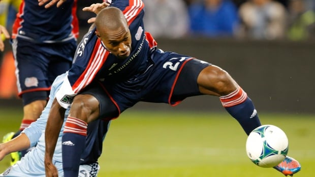 Defender Jose Goncalves was loaned to New England from Switzerland's Sion in
