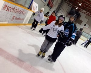 MacKenzie Skating