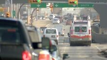 Calgary roads