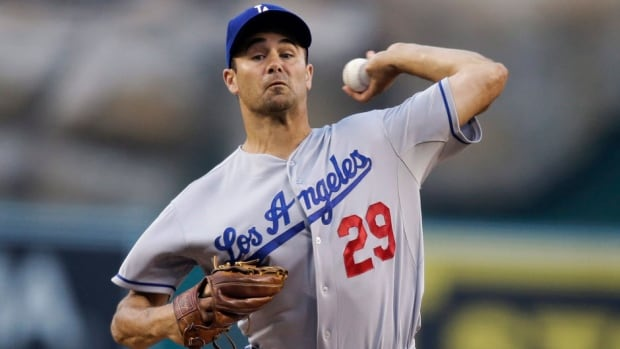 Lefty Ted Lilly was designated for assignment by the Dodgers on July 25.