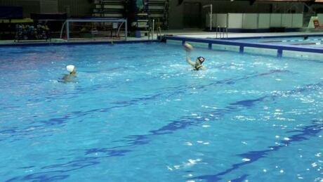 Air issues at pool linked to sweaty athletes expert says saskatchewan cbc news University of regina swimming pool