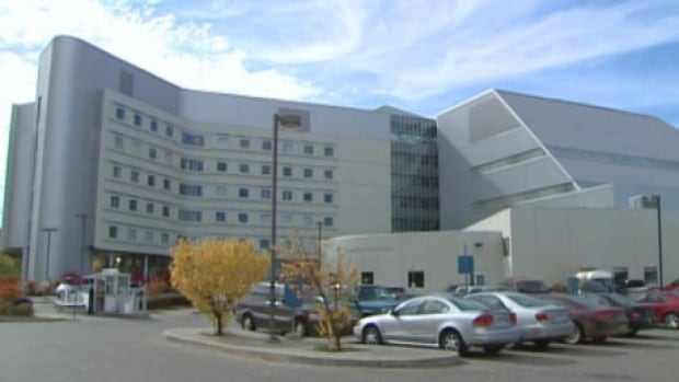 Saskatoon's City Hospital.