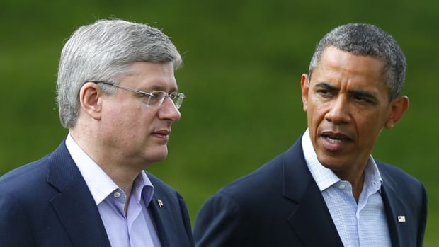 Prime Minister Stephen Harper and President Barack Obama have both expressed an interest in new discussions over their shared free trade deal.