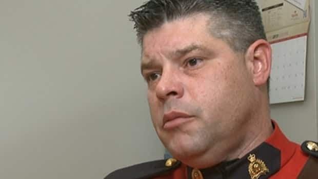 Mountie can't smoke pot in uniform in public