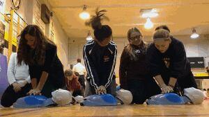 Hillcrest School CPR