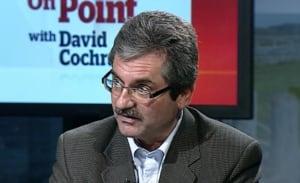Shawn Skinner speaks with On Point November 27 2013
