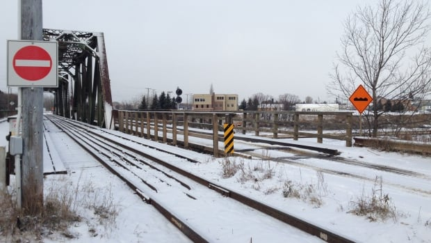 It's still unclear when the James Street bridge will reopen to vehicle and pedestrian traffic as CN Rail awaits a final consultants' report about the damage caused by a fire last year.