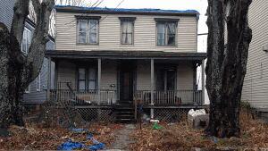 Orange Street derelict property