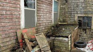 Orange Street derelict heritage property