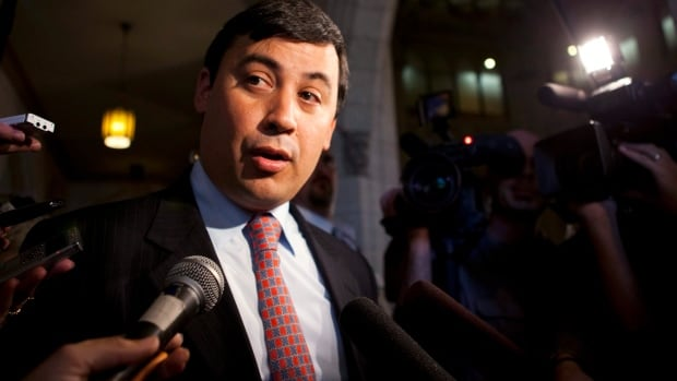 Conservative MP Michael Chong is seen by The Canadian Press as one of the MPs to watch in 2014. Chong is pushing a parliamentary reform bill.