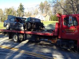 Lower Northfield crash