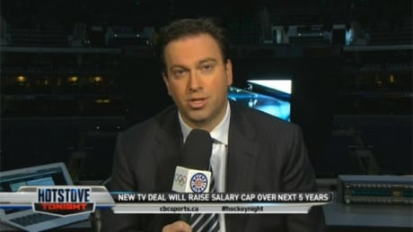 Hotstove: NHL's new TV deal 'great win for players'