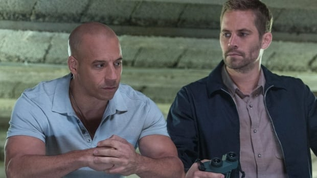 Vin Diesel, left, revealed that the seventh film in the Fast and Furious series will be released in 2015, following the November death of co-star Paul Walker.