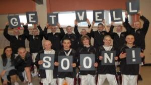 nl gonzaga junior boys basketball get well soon 20131130