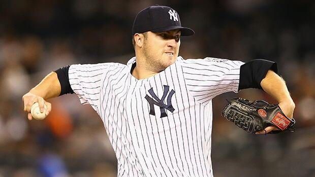 Phil Hughes was 1-10 with a 6.32 ERA at Yankee Stadium last season.